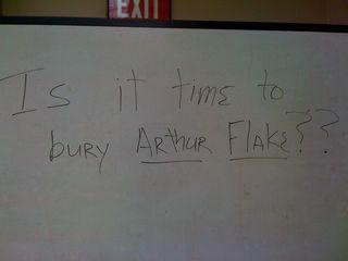 BuryFlake