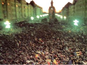 Revolution-Romania